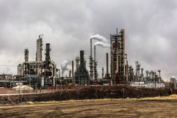 Oil Refinery or Chemical Plant